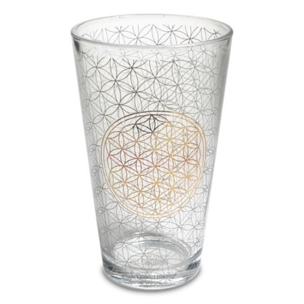 Bilde av Drikkeglass Flower of Life