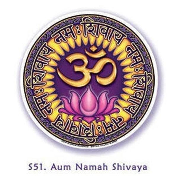 Bilde av OM Shiva Sticker