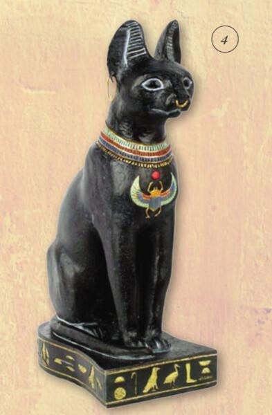 Bilde av Egyptisk Katt Bastet 23cm