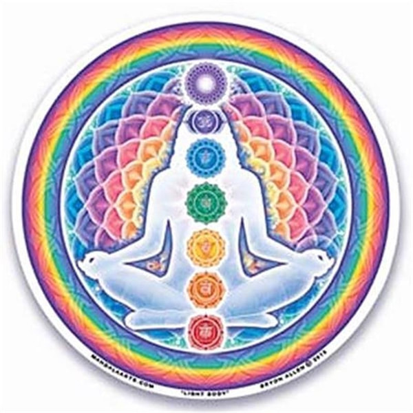 Bilde av Chakra Sticker