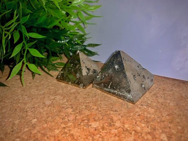 Bilde av Pyritt Pyramide