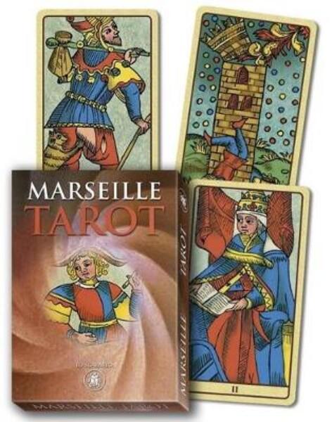 Bilde av Marseille Tarot Grand Trumps
