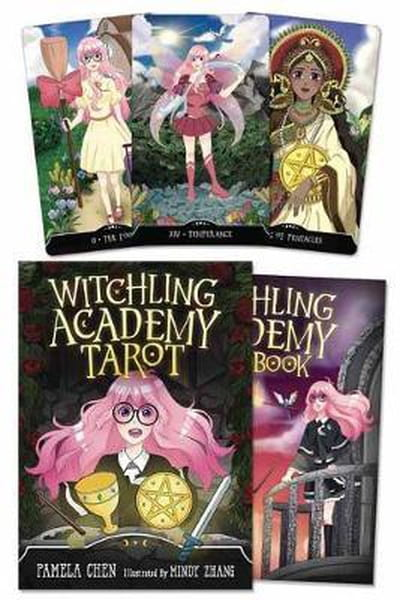 Bilde av Witchling Academy Tarot