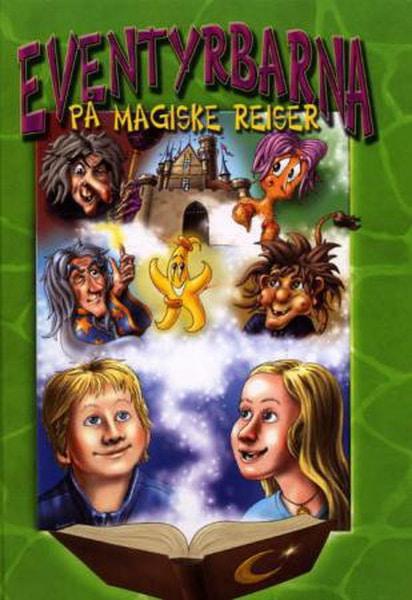 Bilde av Eventyrbarna på magiske