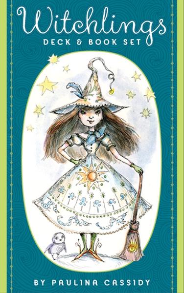 Bilde av Witchlings Deck & Book Set