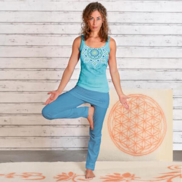 Bilde av Yoga Bukse Aloha