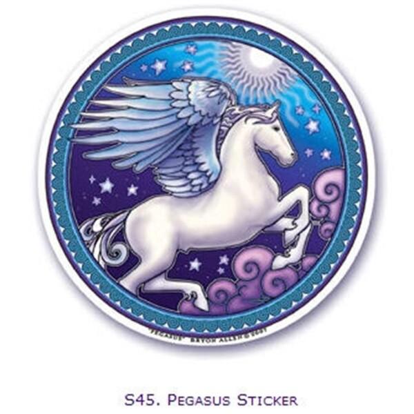Bilde av Pegasus Sticker
