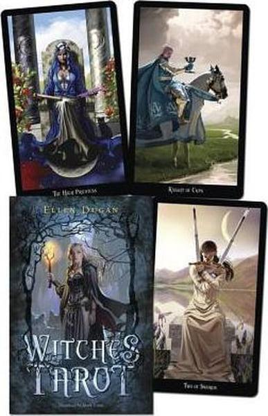 Bilde av Witches Tarot