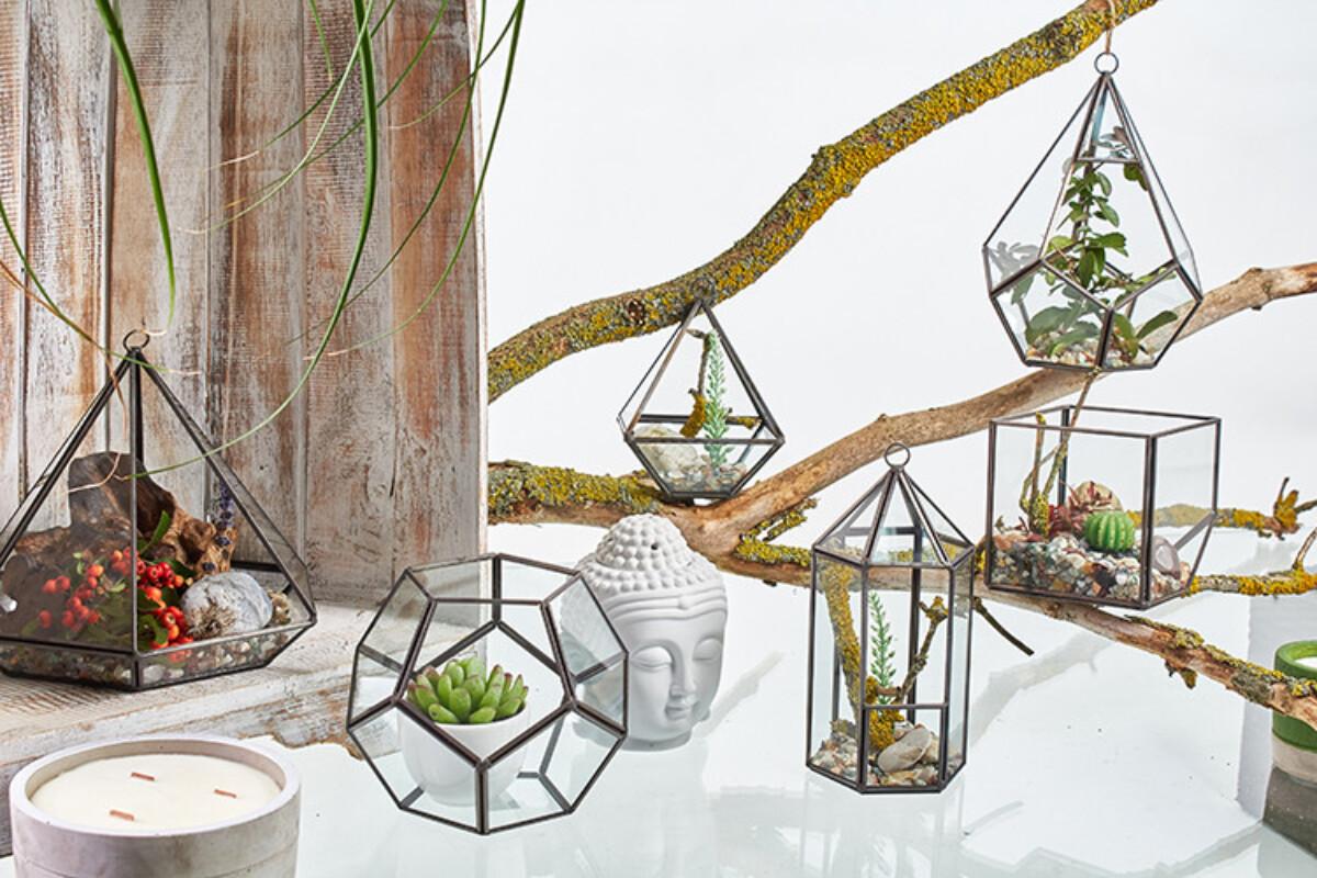 Terrarium Diamant Liten