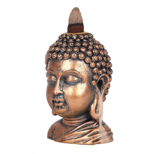 Bilde av Buddha Tilbakestrømsbrenner