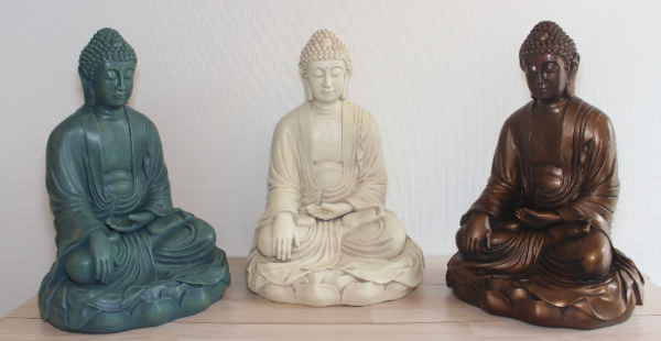 Bilde av Stor buddha 53cm