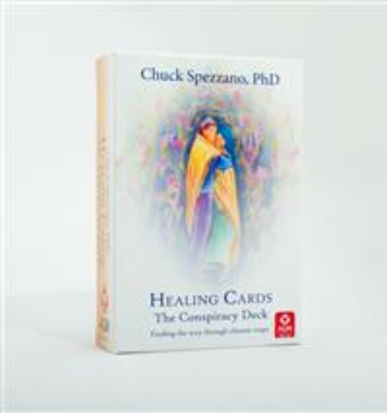 Bilde av Healing Cards Chuck Spezzano