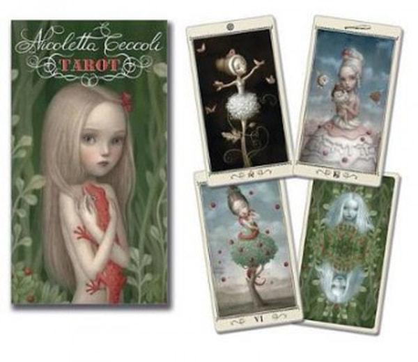 Bilde av Ceccoli New Edition Tarot