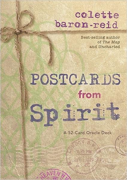 Bilde av Postcards from Spirit