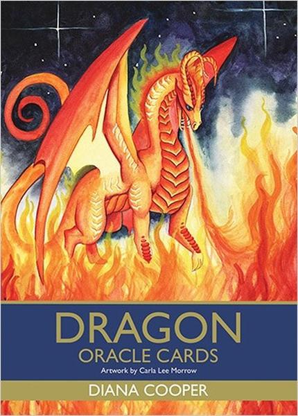 Bilde av Dragon Oracle Cards