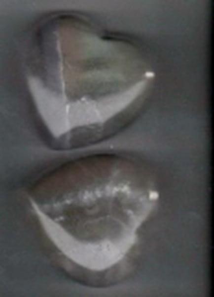 Bilde av Fluoritt Hjerte 4,5cm