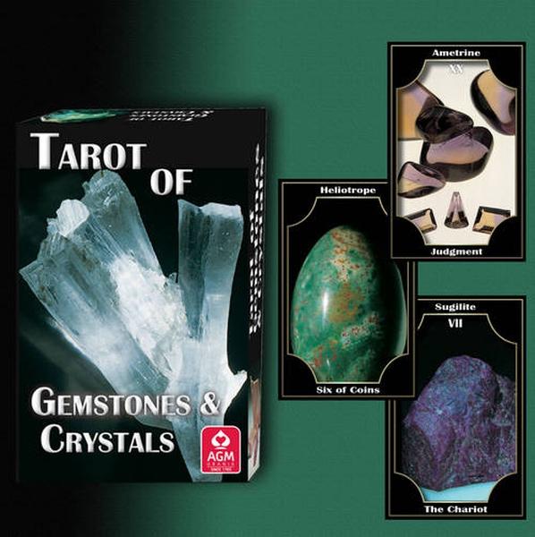 Bilde av Tarot of Gemstones & Crystals