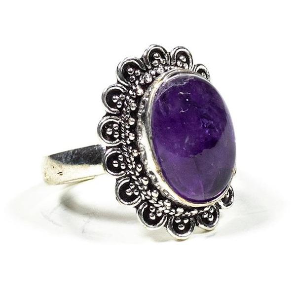 Bilde av Ametyst Ring