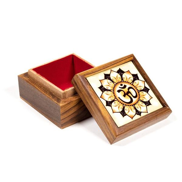 Bilde av Smykkeboks Ohm