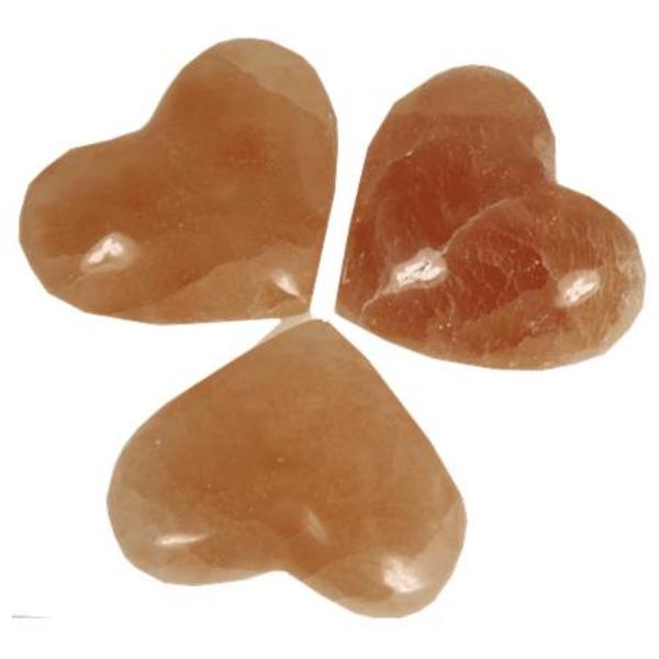 Bilde av Hjerteforma Selenitt -