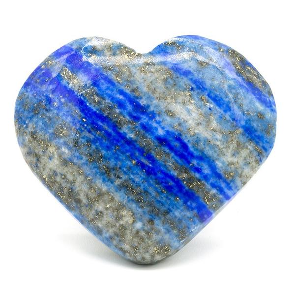 Bilde av Lapis Lazuli HJERTESTOR
