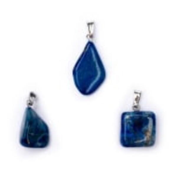 Bilde av Lapis Lazuli Tromlet Anheng