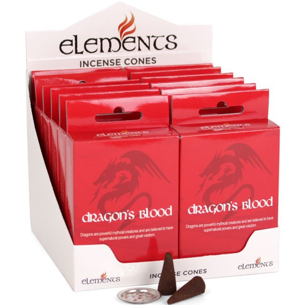 Bilde av Elements Dragons Blood