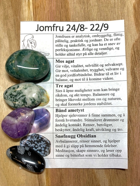 Bilde av Jomfruen Stenene