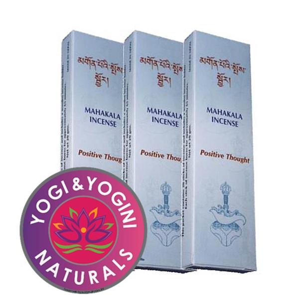 Bilde av Tibetansk Mahakala Positive