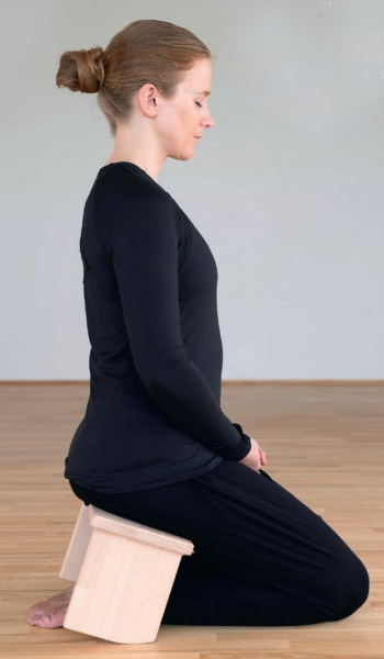 Bilde av Meditasjonsskammel foldbare