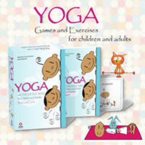 Bilde av Yoga with the little yogi