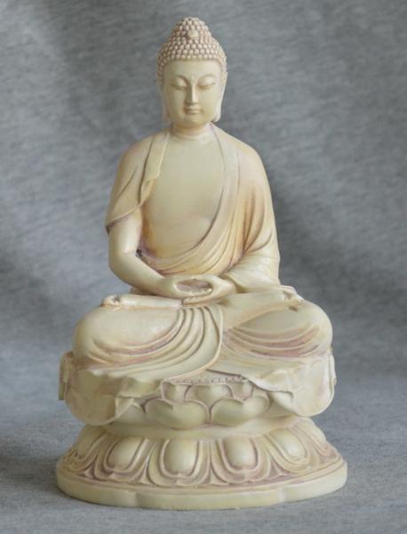 Bilde av Buddha Meditation Pose 16,5cm