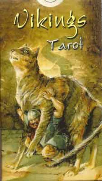 Bilde av Vikings Tarot Kort