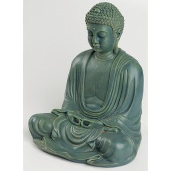 Bilde av Japansk Buddha 40 cm Jade