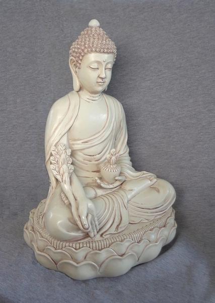 Bilde av Buddha Meditasjon på Lotus