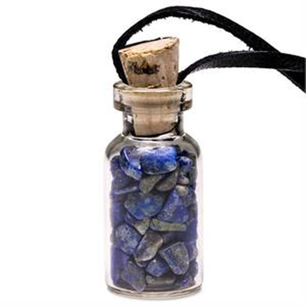 Bilde av Lapis Lazuli på Glass