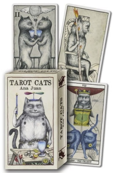 Bilde av Tarot Cats