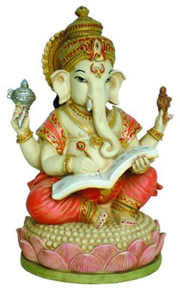 Bilde av Ganesh Mahabharata 17cm