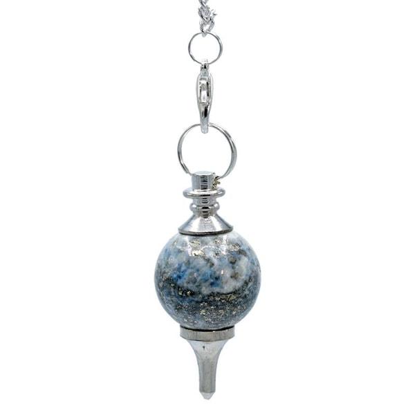 Bilde av Lapis Lazuli Sphere Pendel