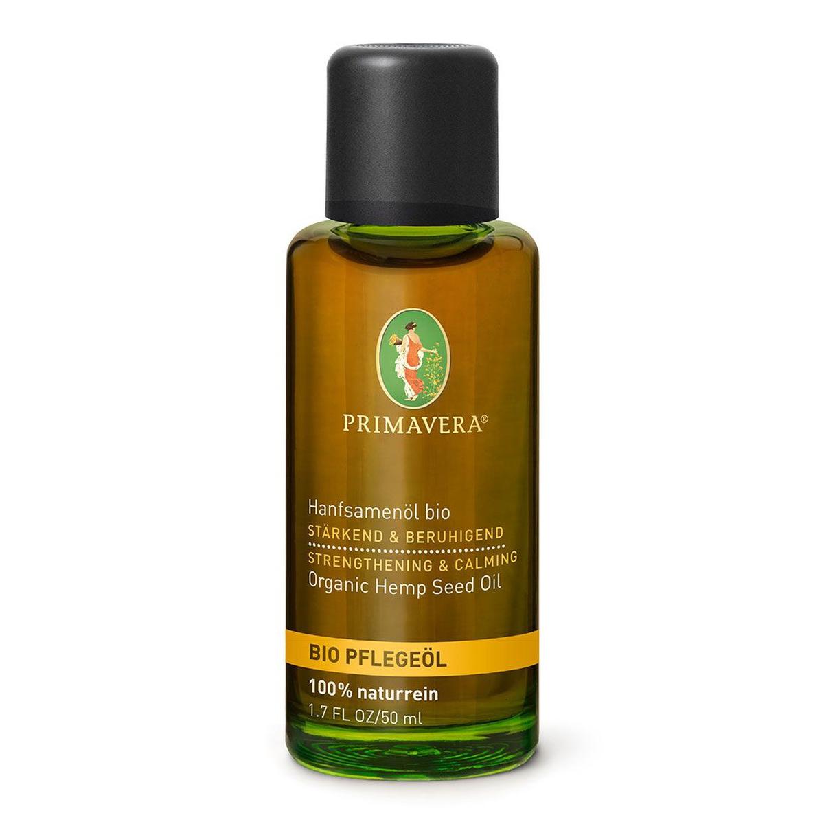 Hemp Seed Organic Oil 50ml