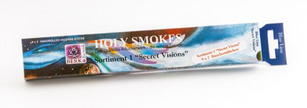 Bilde av Secret Visions - Blue Line
