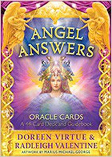 Bilde av Angel answers Oracle cards