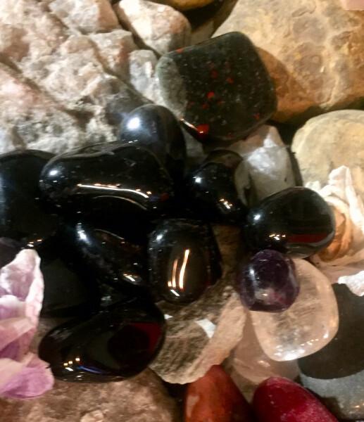 Bilde av Obsidian, Sølv