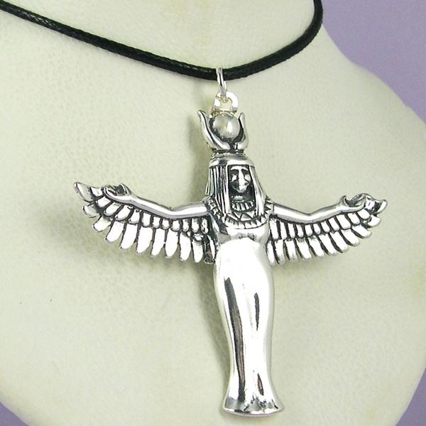 Bilde av Isis Gudinnen Sølvsmykke