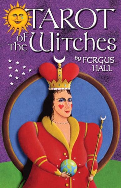 Bilde av Tarot of the Witches Deck