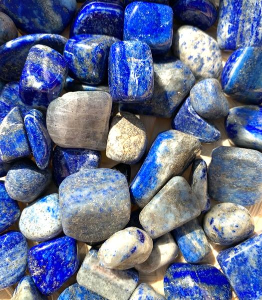 Bilde av Lapis, Lazuli XL