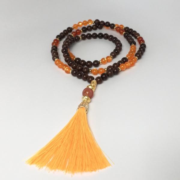 Bilde av Manipura Meditasjons-mala