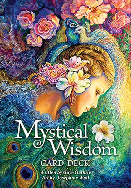 Bilde av Guthrie Gaye: MYSTICAL WISDOM
