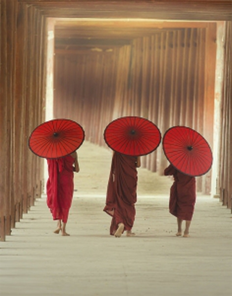 Bilde av Mindfull Walking Skrivebok