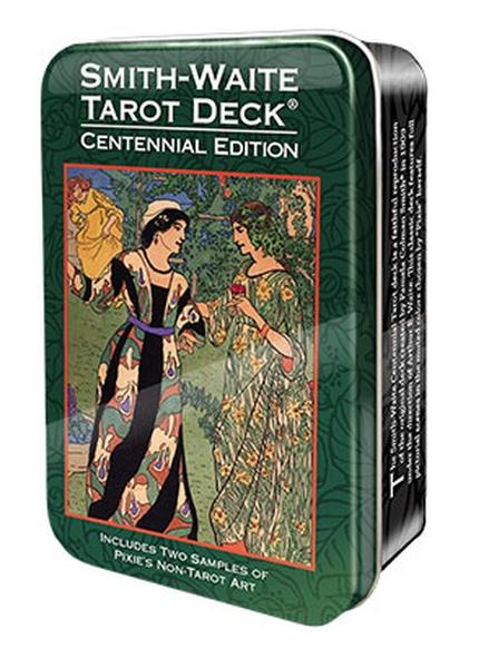 Bilde av Smith-Waite Centennial Tarot